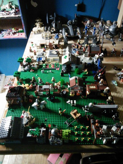 Legoland by Dylan