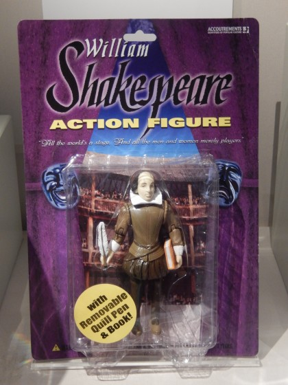 Fun with Shakespeare.