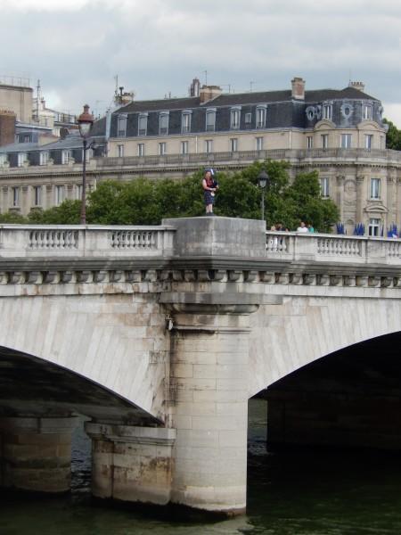 A wee bit o' Scotland in Paris.