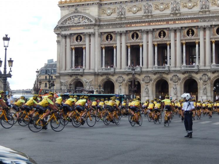 Bicyclists!