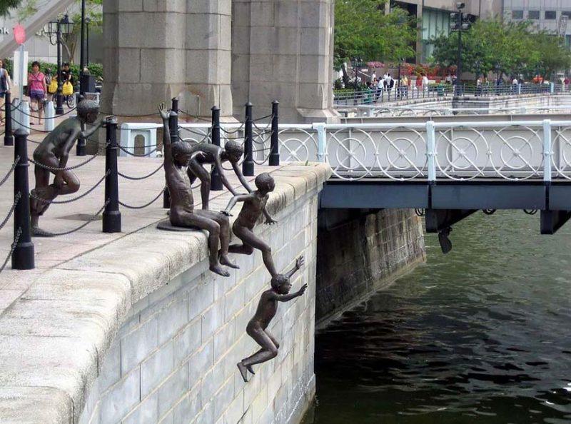 0816 Kids jumping