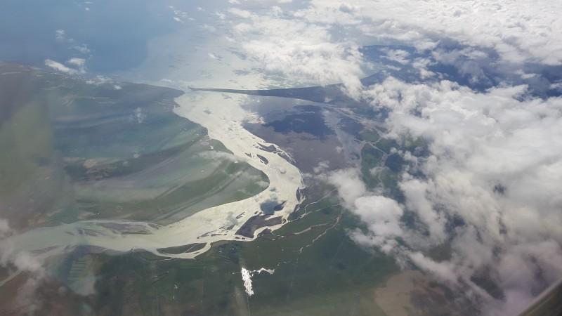 Icelandic glaciers.