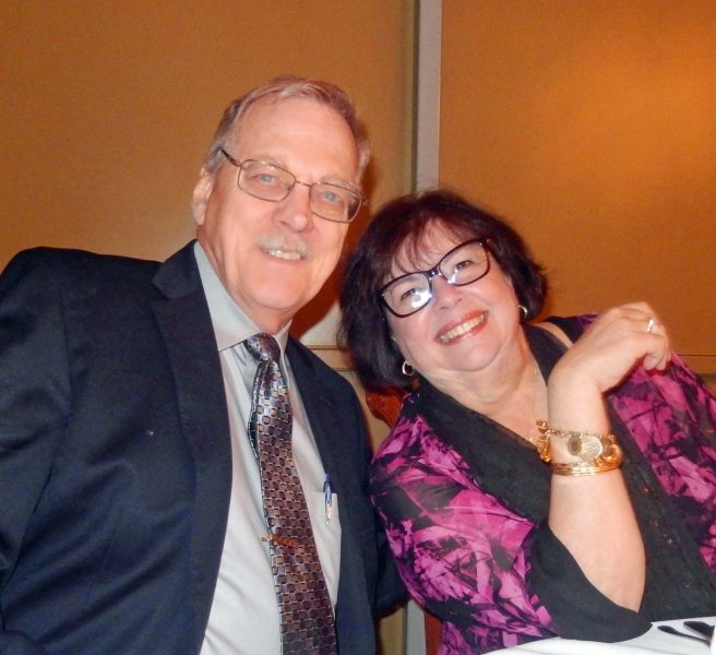 Steve and Joan